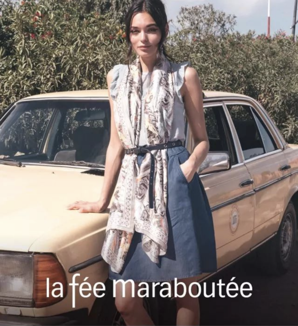 La fee maraboutee浪漫入驻唯品