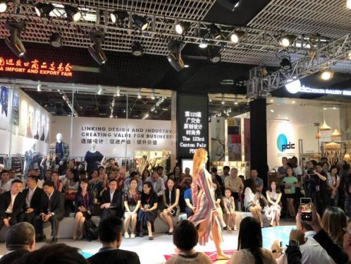 第123届广交会原创设计时尚秀盛大开幕