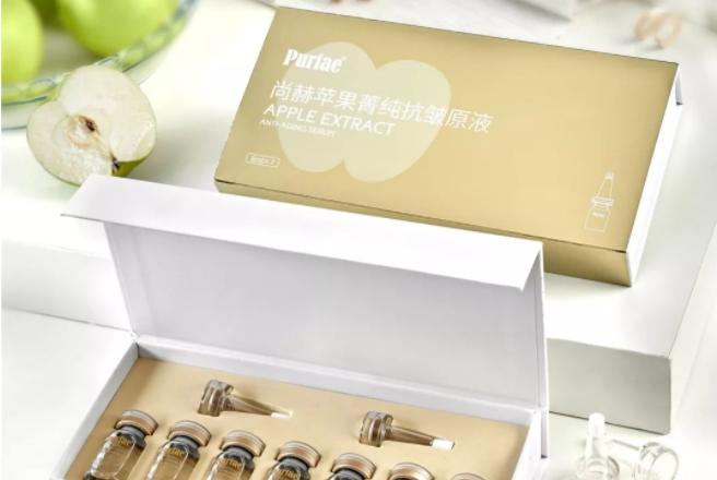 尚赫玻妃苹果菁纯抗皱原液:来自大自然的美肤馈赠