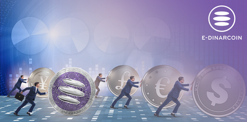 "Edinarcoin:数字资产是一种生产关系上的变革"""