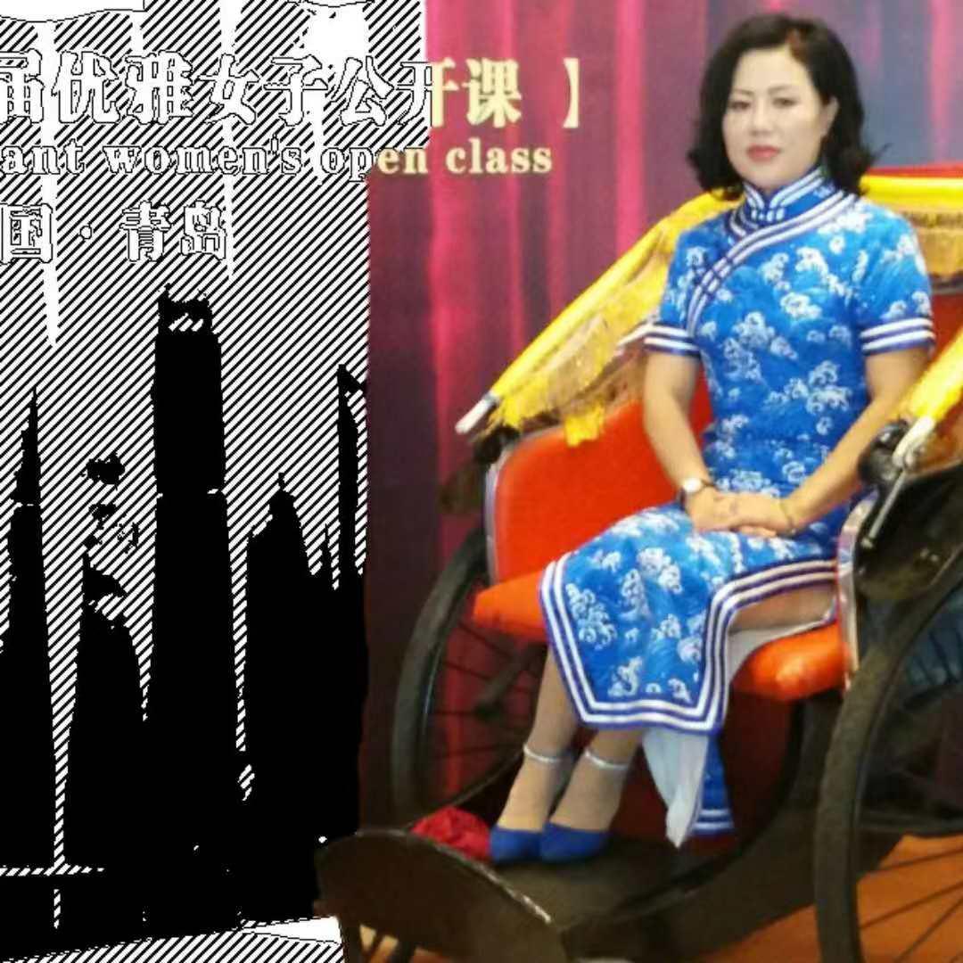 黄玉梅董事长携手中国美容打造互联网+美容新业态