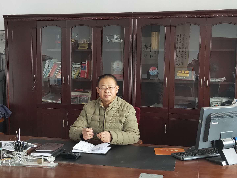 陈营董事长携手中国化肥农药网打造互联网+农资新业态