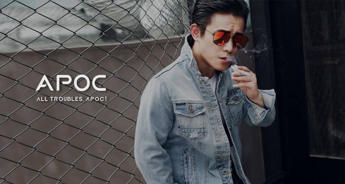 2019,APOC电子烟给你一个替烟新选择
