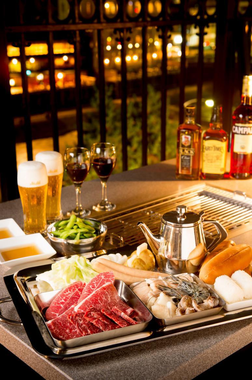 赏鸭川 品烤肉 京都天坛空中花园要开业啦!