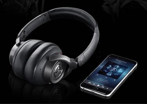Teufel REAL BLUE NC——产自德国的著名降噪蓝牙耳机