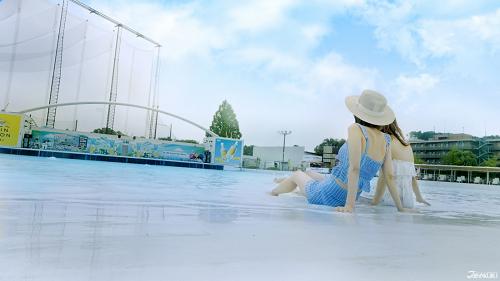 东京凉爽一夏!都内的夏日度假交给读卖乐园的 POOL WAI吧!