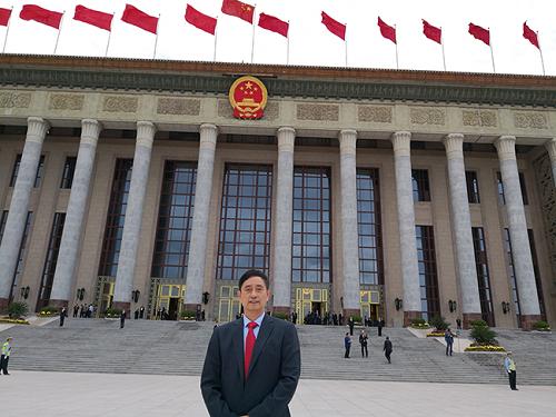 """""""赣商""""王再兴:深圳先行示范区的建设将成为香港上市中资企业的助推器"""
