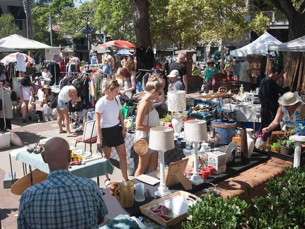 悉尼自助游体验只有悉尼本地人才去的传统市场