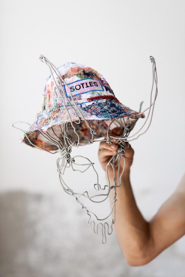 全新时尚品牌SOTTES倡导环保时尚 亮相魔都