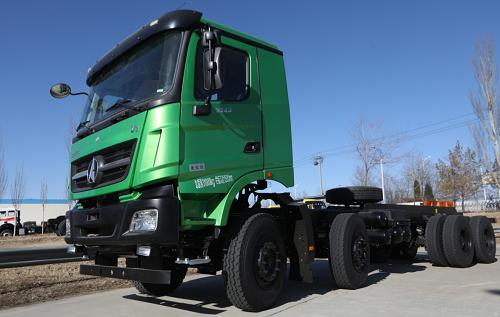 安全、節油、高效,北奔重卡YK系列值得你擁有!