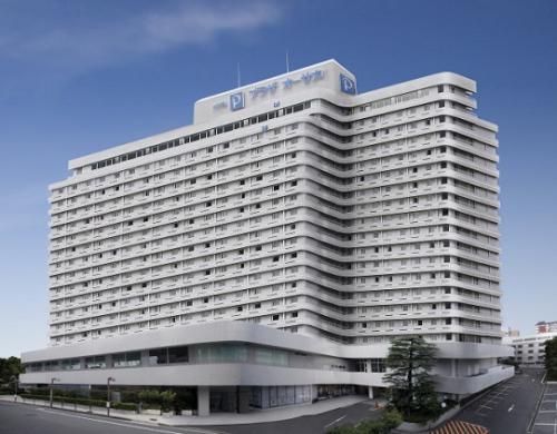 大阪广场酒店(Hotel PLAZA OSAKA),自由行酒店好选择