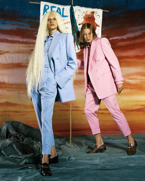 春日降临,让Vivienne Westwood来革新你的衣橱