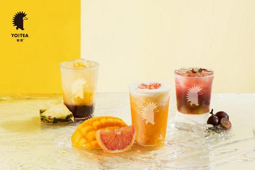 """品质创新广受认可 """"YO!TEA有茶""""引领水果茶品牌升级"""