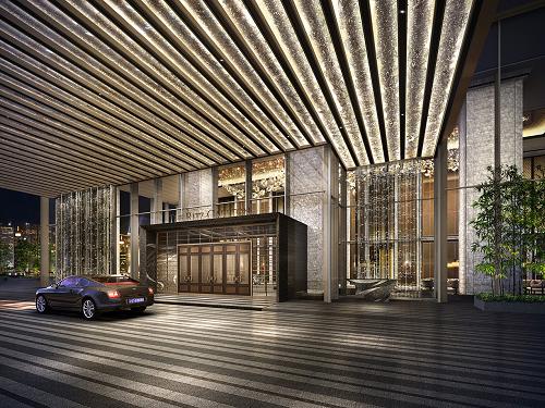 南京丽思卡尔顿酒店将于2020年6月28日启幕迎宾