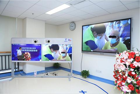 深圳市医防融合项目呼吸内科学项目组启动会举行