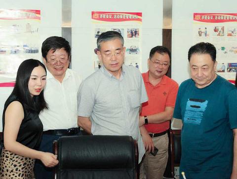 """内蒙古""""绒入世界""""国际贸易线上洽谈会成功举办"""
