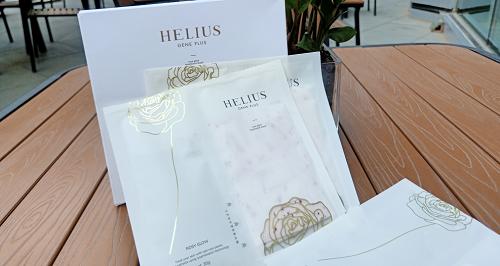 赫丽尔斯玫瑰面膜:密集抗氧,逆时修复,击退黯沉,净白焕亮