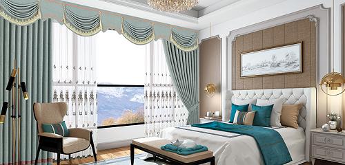 兰客厅:成为十大窗帘品牌不是目的,为消费者做好窗帘才是