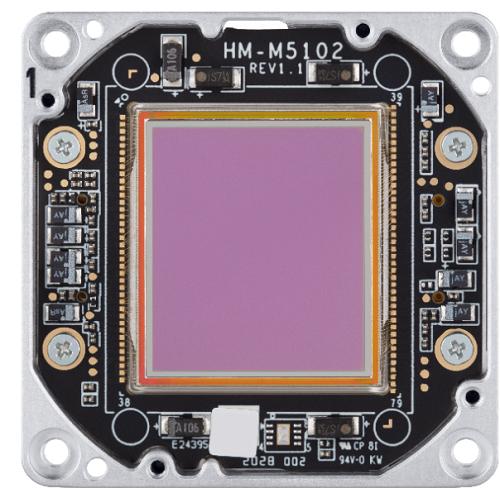 来了,海康微影1280晶圆级红外探测器
