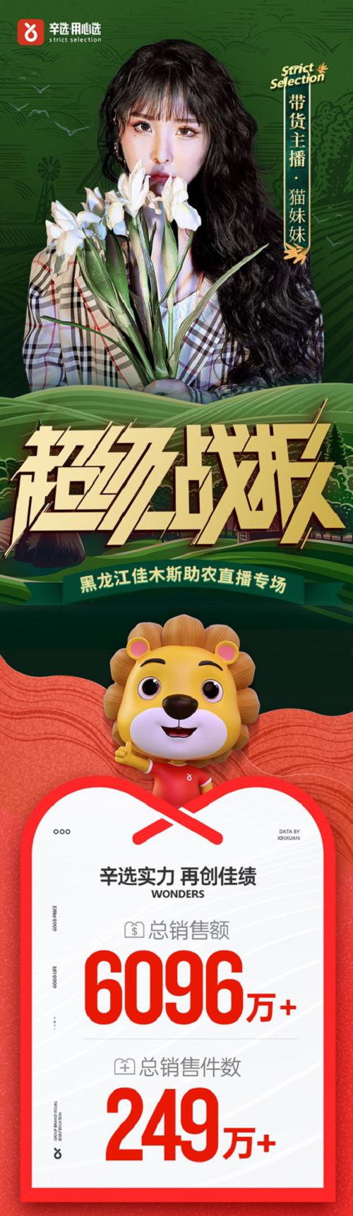 辛有志出席黑龙江2020中国农民丰收节 线上线下联动庆丰收