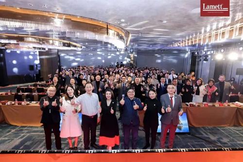 石晶时代 美好未来| Lamett比利时乐迈亚洲品牌营销峰会圆满举行!