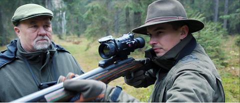 我在波兰猎野猪——红外热像仪初体验