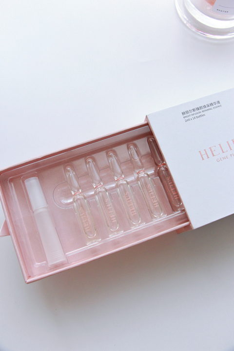 美白安瓶推荐:HELIUS赫丽尔斯玫瑰安瓶