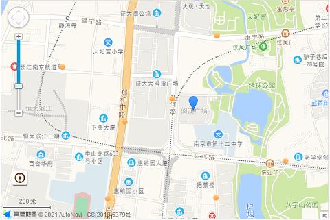 南京阅江广场项目推介